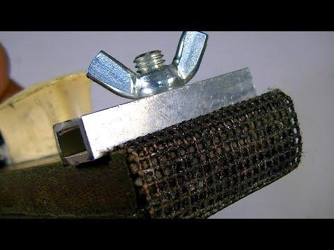 Очень простой и очень нужный инструмент! Шлифовка без проблем... photo