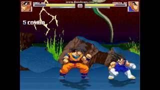 Kaz Mugen Goku#1: Rivals Till Death