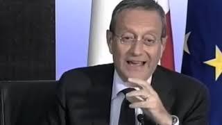 CORDOGLIO PER LA MORTE DI ANTONIO CATRICALA'