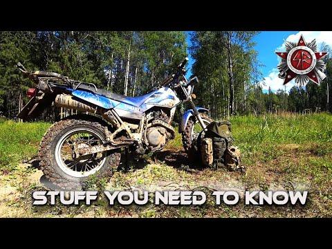 True Wilderness Dirt Bike - Yamaha TW200 Stuff You Want To Know