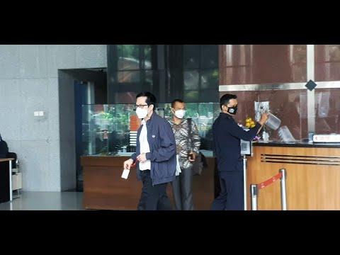 Sempat Mangkir, Ihsan Yunus Penuhi Pemeriksaan Saksi Suap Bansos