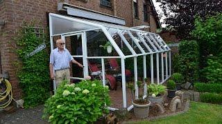 Rion Sun Room 8' - Outdoor Solarium Enclosure