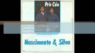 Nascimento & Silva  1991 - Pr'o Céu - Vem