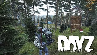 Building your First Base in DayZ...