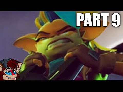DON T TALK TO ME   Crash Bandicoot 4: It s About Time   Full Blind 106% Playthrough (Part 9)