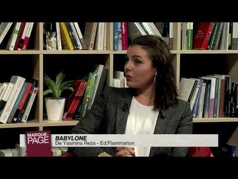 Vidéo de Yasmina Reza
