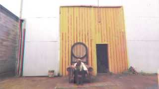 Coultrain - Asherah Le Chameleon (Official Music Video)