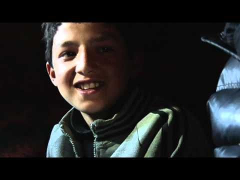 A day in the life of a Nepalese boy