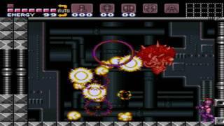 Super Metroid- Mother Brain part 2
