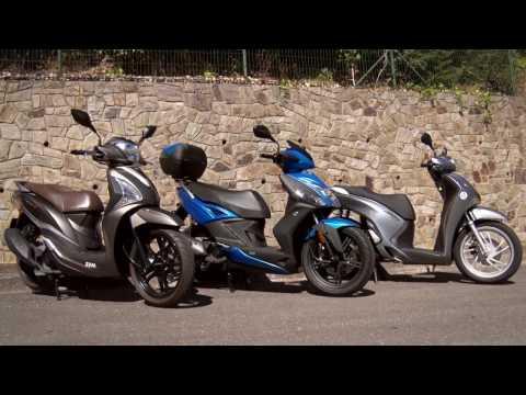 Motosx1000 : Comparativa Scooter 125 Rueda Alta