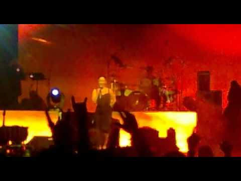 Şebnem Ferah Erciyes Üniversitesi Bahar Şenliği Konseri 11 05 2012 Part 3