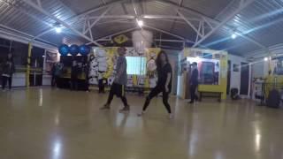 Controlla - Dj Flex coreografía JayD Real PUD Crew