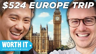 Traveling To 7 Countries In 7 Days For $524