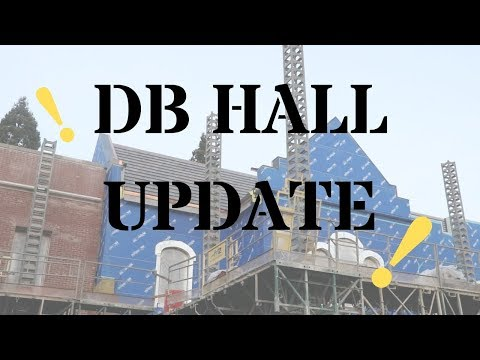 A few Beacon staffers got a tour of DB Hall, and can confirm that classes WILL be held in new building next fall!   Video by Erica Lavik