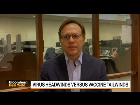 'Bloomberg Real Yield': Virus Headwinds Versus Vaccine Tailwinds