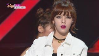 [HOT] JIMIN N J.DON - GOD, 지민 엔 제이던 - 갓, Show Music core 20150509