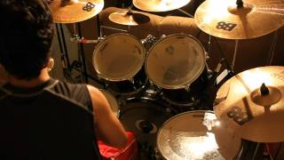 Simple Plan ft. Rivers Cuomo - Can't Keep My Hands Off You (Drum Cover) HD