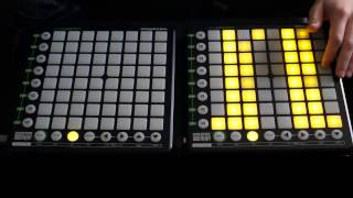 R!OT - Damn Son (R!OT Remix) [Live Launchpad Performance]