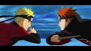 $UICIDEBOY$ - SARCOPHAGUS II ~ Naruto vs Pain AMV