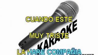 DONDE ESTARA MI PRIMAVERA MICHEL EL BUENON   KARAOKE WMV V9