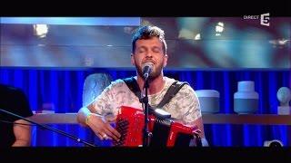 Claudio Capeo, en Live - C à vous - 21/06/2016
