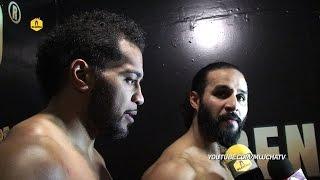 Tama Tonga y Tangaloa hablan tras la derrota en el Grand Prix 2016