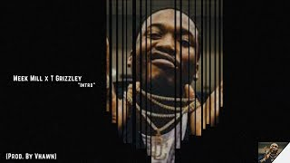 """Meek Mill x T Grizzley Type Beat """"Intro"""" (Prod. By Vhawn)"""