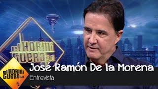 """Motos a De la Morena: """"¿Qué te hizo sentir que tenías que cambiar de radio?"""" - El Hormiguero 3.0"""