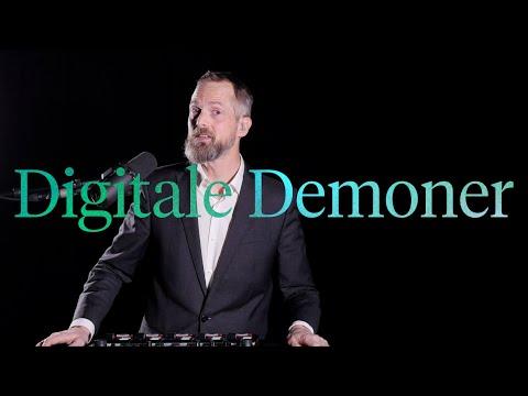 Digitale demoner – En slags manevise om algoritmer av Bår Stenvik