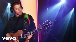 Nick Jonas - Lush Life (Zara Larsson cover in the Live Lounge)