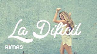 Corina Smith - La Difícil (Official Lyric Video)
