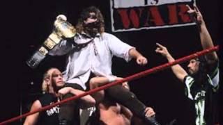 1998: Mankind Theme Song - Schizophrenic V3 - [WWE '13 Rip] - High Quality