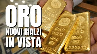 Nuovi massimi storici in vista per il Gold