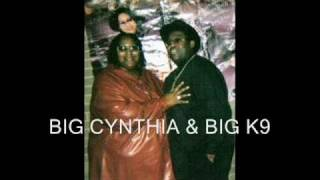 BIG CYNTHIA-  EATING AIN'T CHEATING