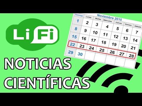 Ya está aquí el Li-Fi | Noticias 23/11/2015