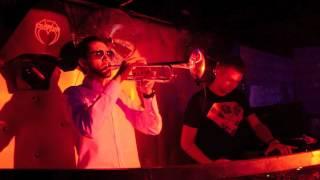 SilverT - DJ & Trumpet @Fresh Cafe - Live Sound
