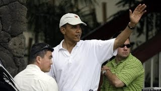 How The Secret Service Protects Obama's Vacation