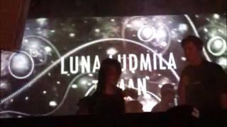 Luna Ludmila & Toman @ Basis, Utrecht 06-04-2017