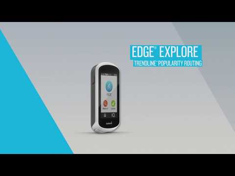 Edge Explore: Trendline Popularity Routing