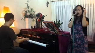 What are words (Acoustic cover) - Ngoc Thuy ft. Nguyen Huyen Vu (piano)