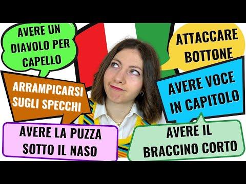Le 12 Espressioni Idiomatiche più STRANE della lingua ITALIANA (non crederai alle tue orecchie!) 🤣
