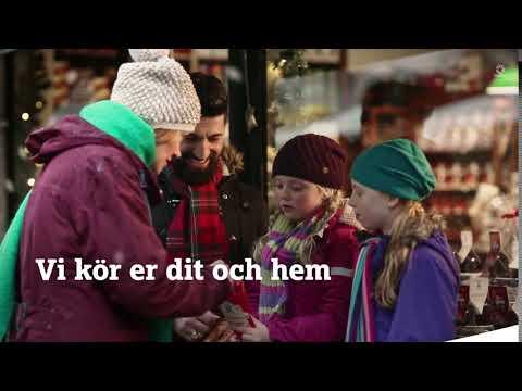 Skånetrafiken: Julmarknad eller julklappshopping?