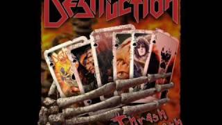 Destruction - Whiplash (Metallica Cover)