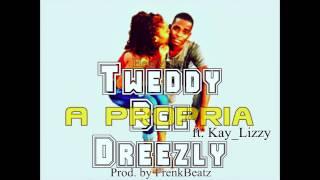 TweddyBee MSYBB a propria ft  KayLizzy Kizomba Audio