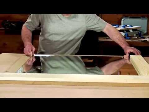 Come costruire uno specchio da parete fai da te mania for Costruire uno scuro in legno