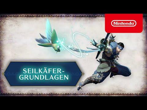 MONSTER HUNTER RISE ? Seilkäfer-Grundlagen (Nintendo Switch)