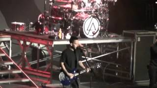 Linkin Park - Pushing Me Away (Madrid, Festimad Sur 2008) HD