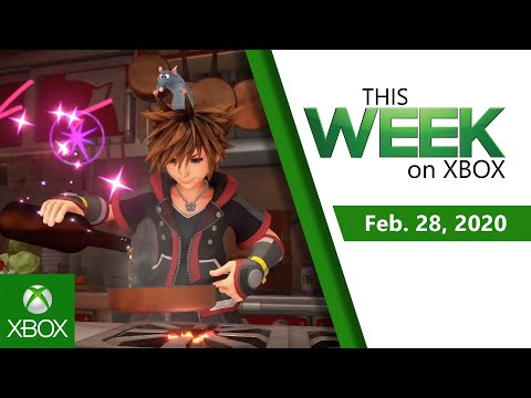 Xbox Update & KINGDOM HEARTS Interview | This Week on Xbox