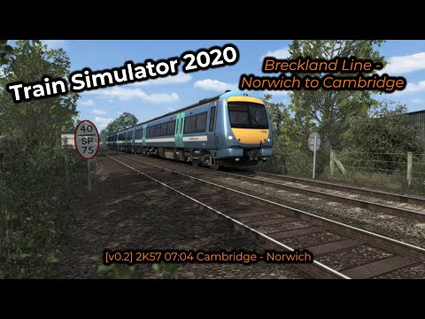 [v0.2] 2K57 07:04 Cambridge - Norwich