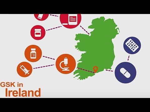 GSK in Ireland